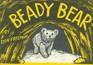 Dust-Jacket for Beady Bear.: Freeman, Don.