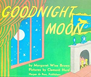 Dust-Jacket for Goodnight Moon.: Brown, Margaret Wise;