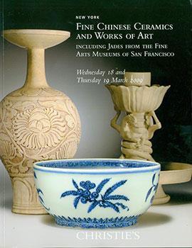Fine Chinese Ceramics And Works of Art,: Christie's (New York).