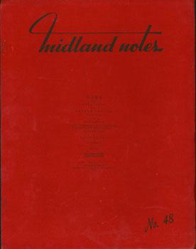 Midland Notes. No. 48. Ohioana.