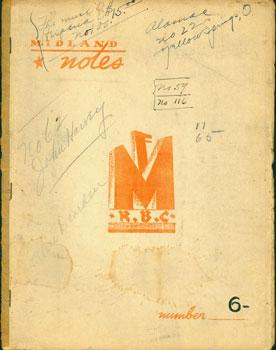 Midland Notes. No. 6. Literature of the Ohio Country.