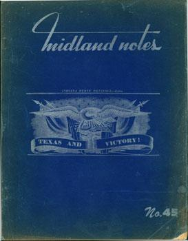 Midland Notes. No. 46. Indiana: A Selection of Books, Pamphlets and Broadsides.