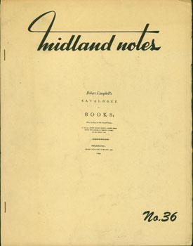 Midland Notes. No. 36. Americana.