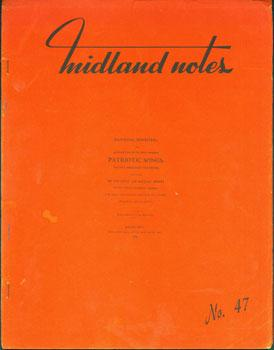 Midland Notes. No. 47. Americana.