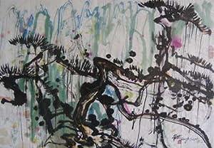 Abstract Painting].: Chang, Zan.