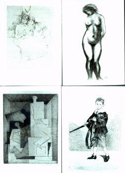 Photographs of Works by Berthe Morisot; Edouard: Pasquale Iannetti Art