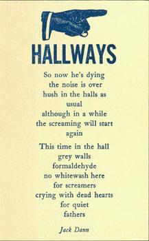 Hallways.: Bellevue Press; Jack Dann.