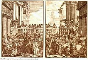 John Baptist Jackson (1701-c.1780) Chiaroscuro Woodcuts after Titian, Veronese, Tintoretto & ...
