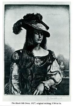 Gerald L. Brockhurst Exhibition files.: Pasquale Iannetti Art
