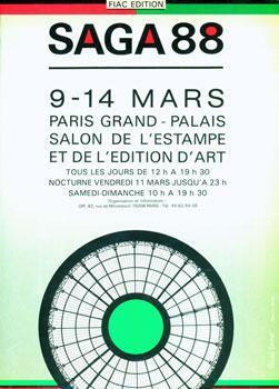 Saga 88: 9-14 Mars, Paris Grand Palais: Saga 88; Michele