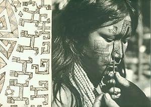Dessins Indiens du Tumuc-Humac. Derrière le Miroir, No. 62-63.: Galerie Maeght (Paris); ...