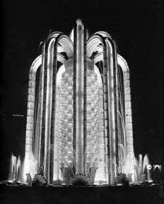 Décors Ephémères, Paris, 1909-1948. Les Expositions Jeux: Granet, André and