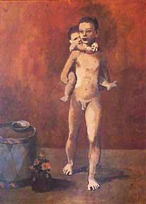 Les Deux Frères.[1906]: Picasso, Pablo.