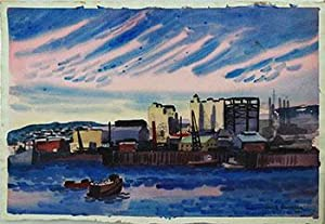 South of Market, San Francisco, from the Bay.: Schoener, Jason