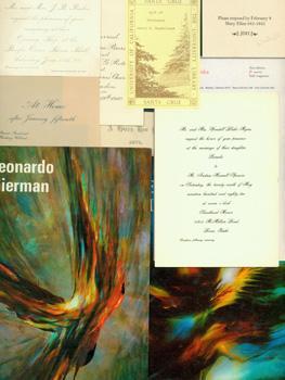 Miscellaneous Ephemera: UC Santa Cruz Bookplate: Gift: Serendipity Books (Berkeley,