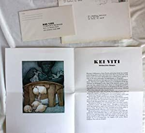 Kei Viti. Five Lithographs in Color by: Charlot, Jean; Lynton