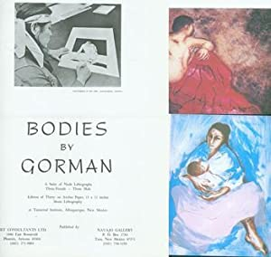 Bodies By Gorman: A Suite of Nude Lithographs, Three Female - Three Male.: Art Consultants, Ltd.(...