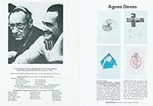 D'arc Press. Gallery Price List & Plates.: D'arc Press (New York); William Burroughs; ...