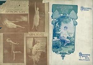 Sheet Music, 1902 - 1945. Classical Music (Handel, Chopin, Schubert, etc.) & More.: Handel, ...