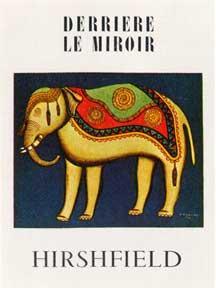Derrière le Miroir. DLM #35. Hirshfield.: Hirshfield, Morris.