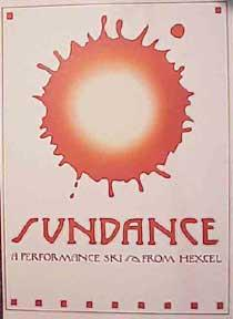 Sundance. A Performace Ski from Hexcel. Skis.