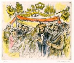 Jewish Wedding (Nissu'in).