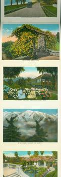 Souvenir Folder of Sunny Southern California.: Western Publishing & Novelty Co. (Los Angeles, CA).