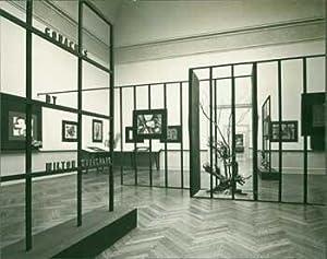 Installation: Gouaches by Milton Cavagnaro.: Cavagnaro, Milton.