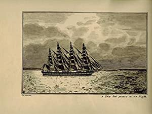 A Ship that passed in the Night. [A four master]: Olawson, J.J.
