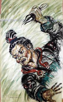 A Dangerous Man.: Wright, Julian Chapman (1904-1978)
