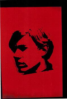 Self-Portrait. Photographs and transparency.: Warhol, Andy.