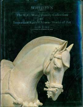 The C.C. Wang Family Collection of Important Early Chinese Works of Art. November 27, 1990. Sale ...