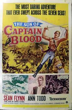 Son Of Captain Blood By Paramount Harry Joe Brown Prod Sean