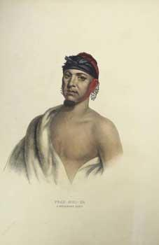 PEAH-MUS-KA / A MUSQUAKEE CHIEF. from History: McKenney, Thomas L.