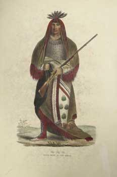 WA-NA-TA / GRAND CHIEF OF THE SIOUX.: McKenney, Thomas L.