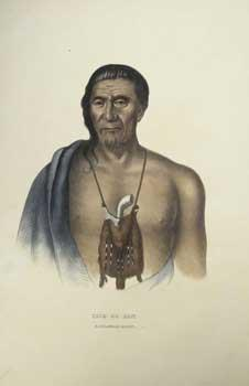 TISH-CO-HAN. / A DELAWARE CHIEF. from History: McKenney, Thomas L.