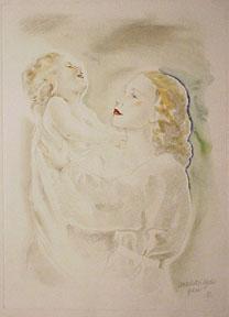 Maternity.: Lydis, Mariette.