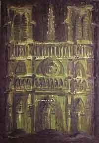 Cathedral.: Pedersen.