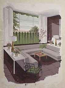 Living Room.: Heilemann.