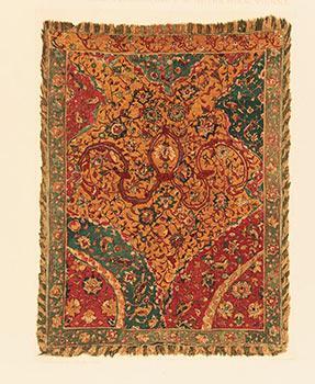 Tapis d'Orient. Publiés sous les auspices du: Scala, Arthur von