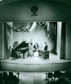 Modern Jazz Quartet: Publicity Photograph for Prestige: Prestige Records (New