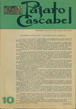 Pajaro Cascabel, No. 10.: Nava, Thelma, Luis