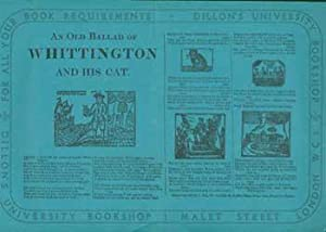 An Old Ballad of Whittington and His Cat.
