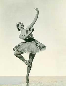 Olga Morosova from Col. W. de Basil's Ballets Russes: Seymour, Maurice.