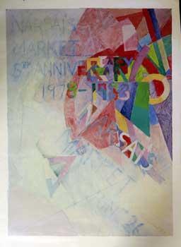Narsai 's Market. 5th Anniversary. 1978.: Holland, Tom (artist)