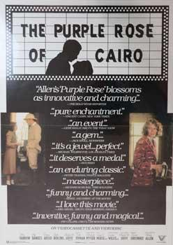 The Purple Rose of Cairo: Allen, Woody (Director)