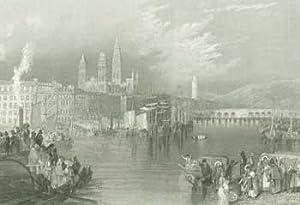 Rouen.: Meyer, Joseph; Bibliographic Institut in Hildburghausen.