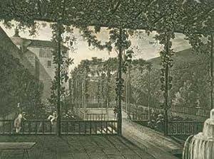 Die Garten Des Chans In Baktschissarai (Garden In Baktschissarai).: Carl Joseph Meyer.