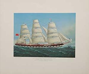 "Ship ""Balclutha"" built at Glascow 1886, obtained: Baker, J. F."