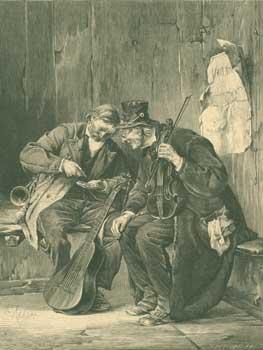 Cassensturz (Kassensturz).: Fr. Keller (After); R. Jericke (engrav.).